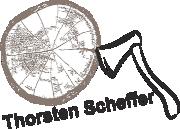 Thorsten Scheffer Brennholz Logo